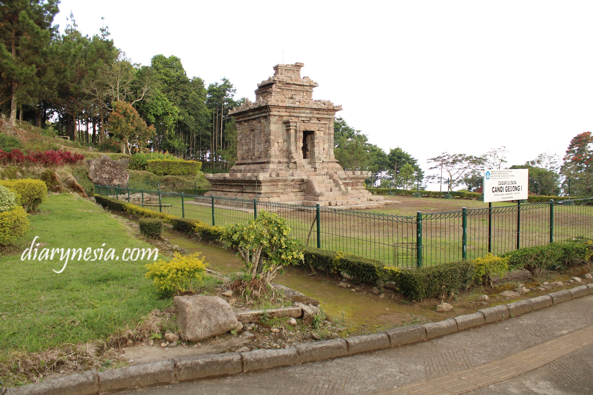 Popular Tourist Attractions and Best Places to Visit in Ambarawa, diarynesia