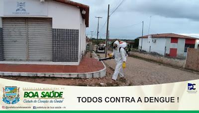 Combate a Denge e Chikungunya