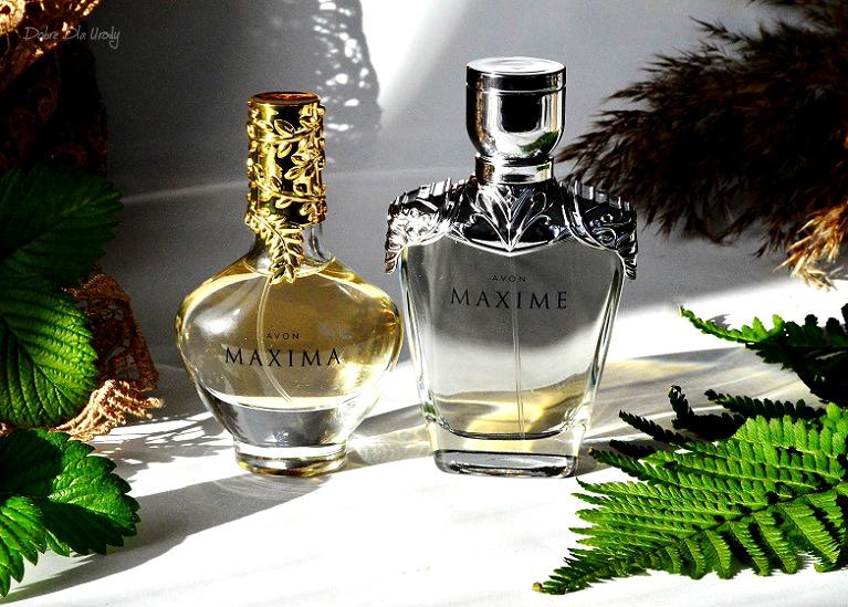 Nowość! Maxima & Maxime - boski duet zapachowy od Avon recenzja