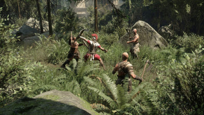 Download Ryse Son of Rome Torrent PC