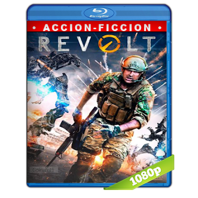 Rebelion (2017) BRRip Full 1080p Audio Trial Latino-Castellano-Ingles 5.1