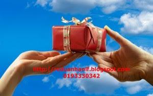 Hibah bermaksud Hadiah @ Pemberian tanpa mengharapkan sebarang Balasan