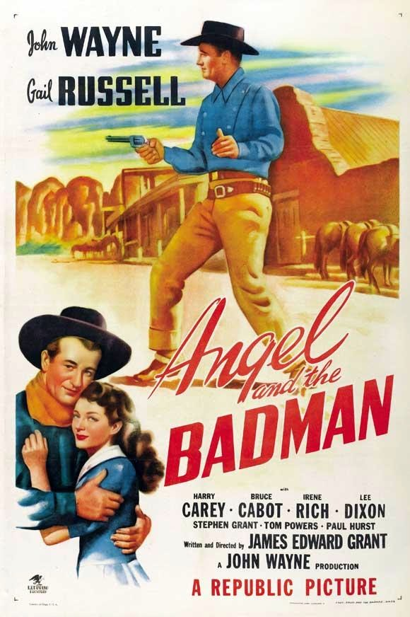 Watch movie Angel and the Badman Online