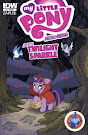 My Little Pony Micro Series #1 Comic Cover Larry