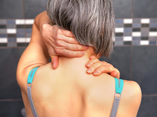 Neck tension? A routine to soothe muscle pain