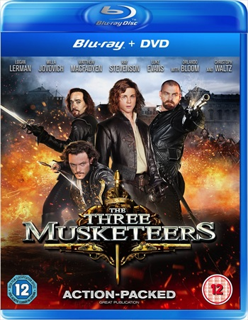 The Three Musketeers 2011 Dual Audio Hindi 480p BluRay – 300mb