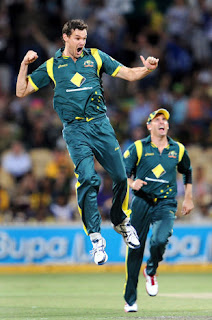 Clint McKay 5-28 - Australia vs Sri Lanka 3rd Final CB Tri-Series 2012 Highlights
