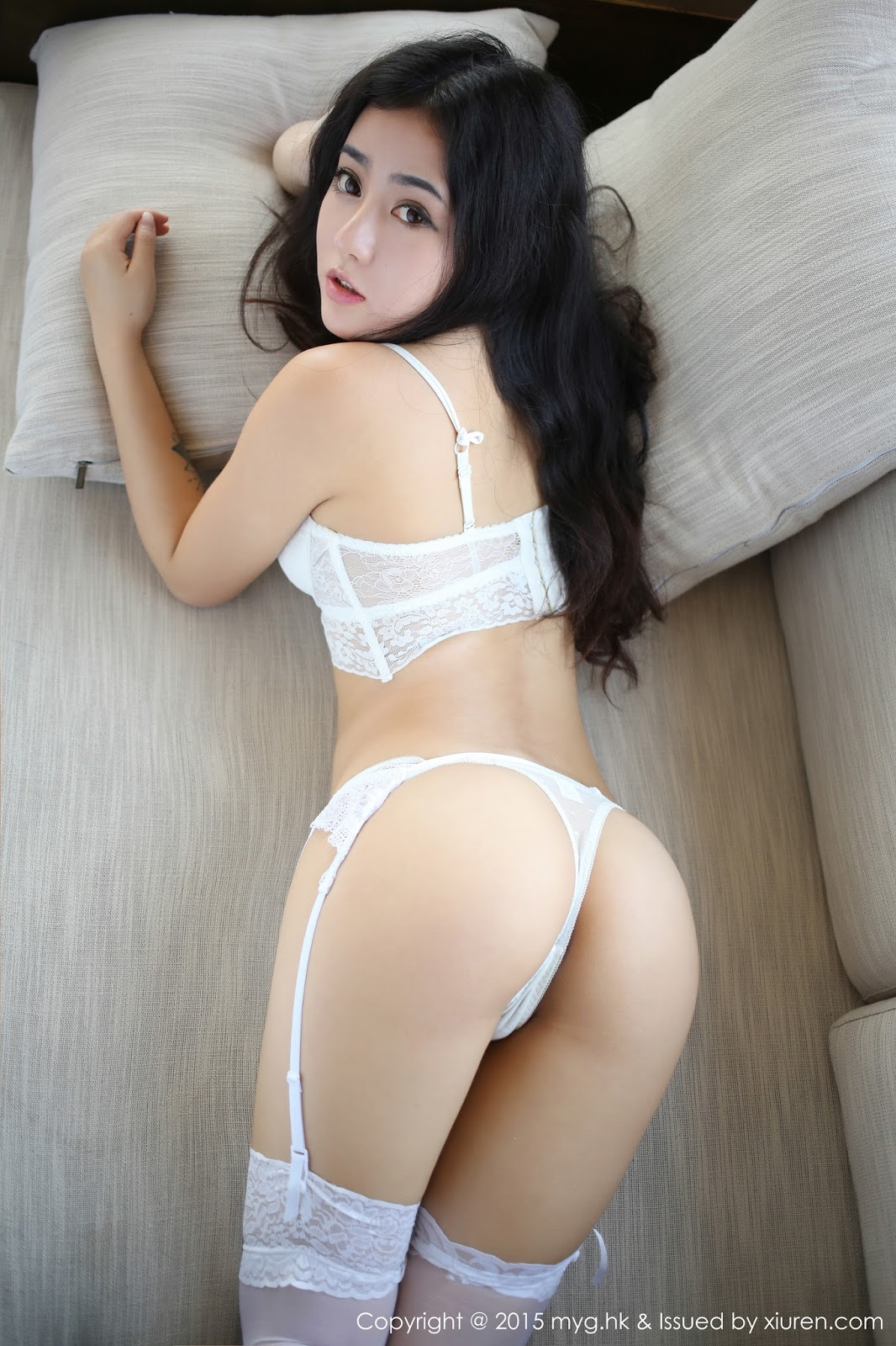 Photo mix of naughty and naked Asian girls