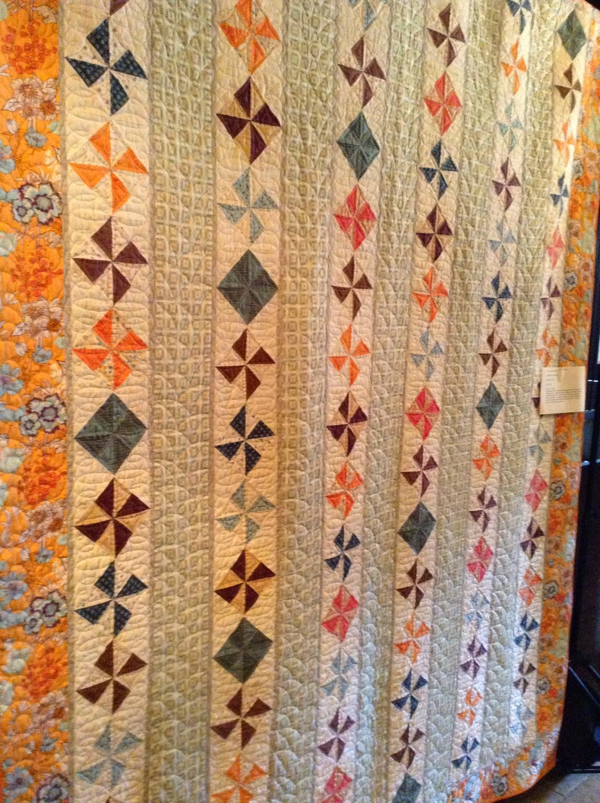 Timeless Traditions The Quilt Show In The Barn Begins