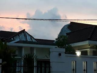 Sekda Minta Masyarakat Tidak Berspekulasi Terkait Robohnya Atap Rumah Dinas Bupati OKI