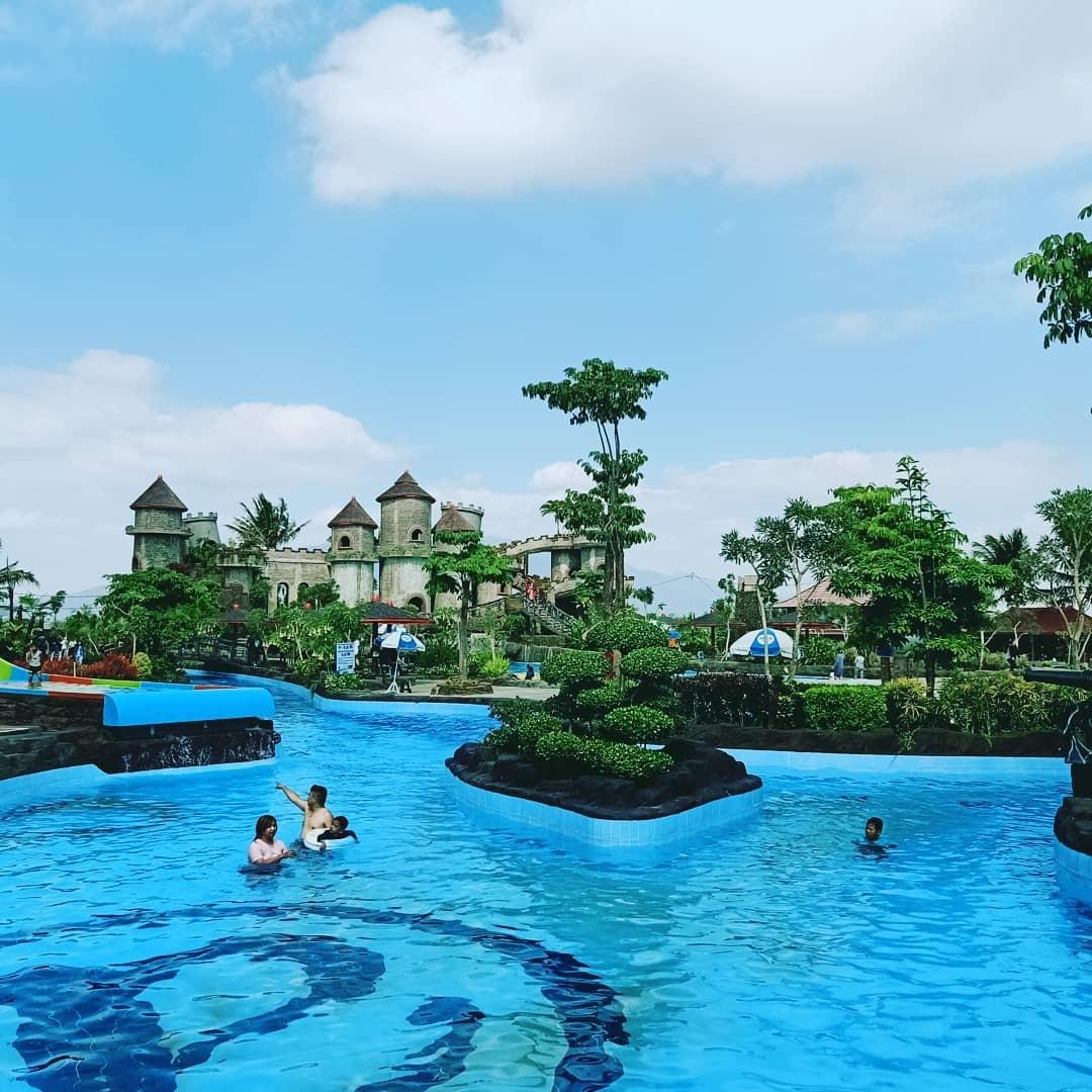 Ampera Waterpark Bandung