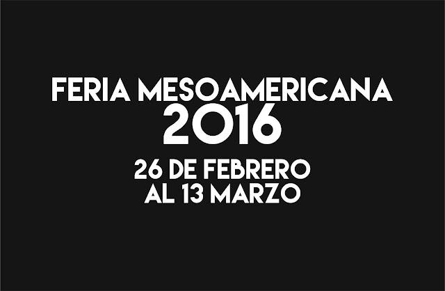 feria mesoamericana tapachula 2016