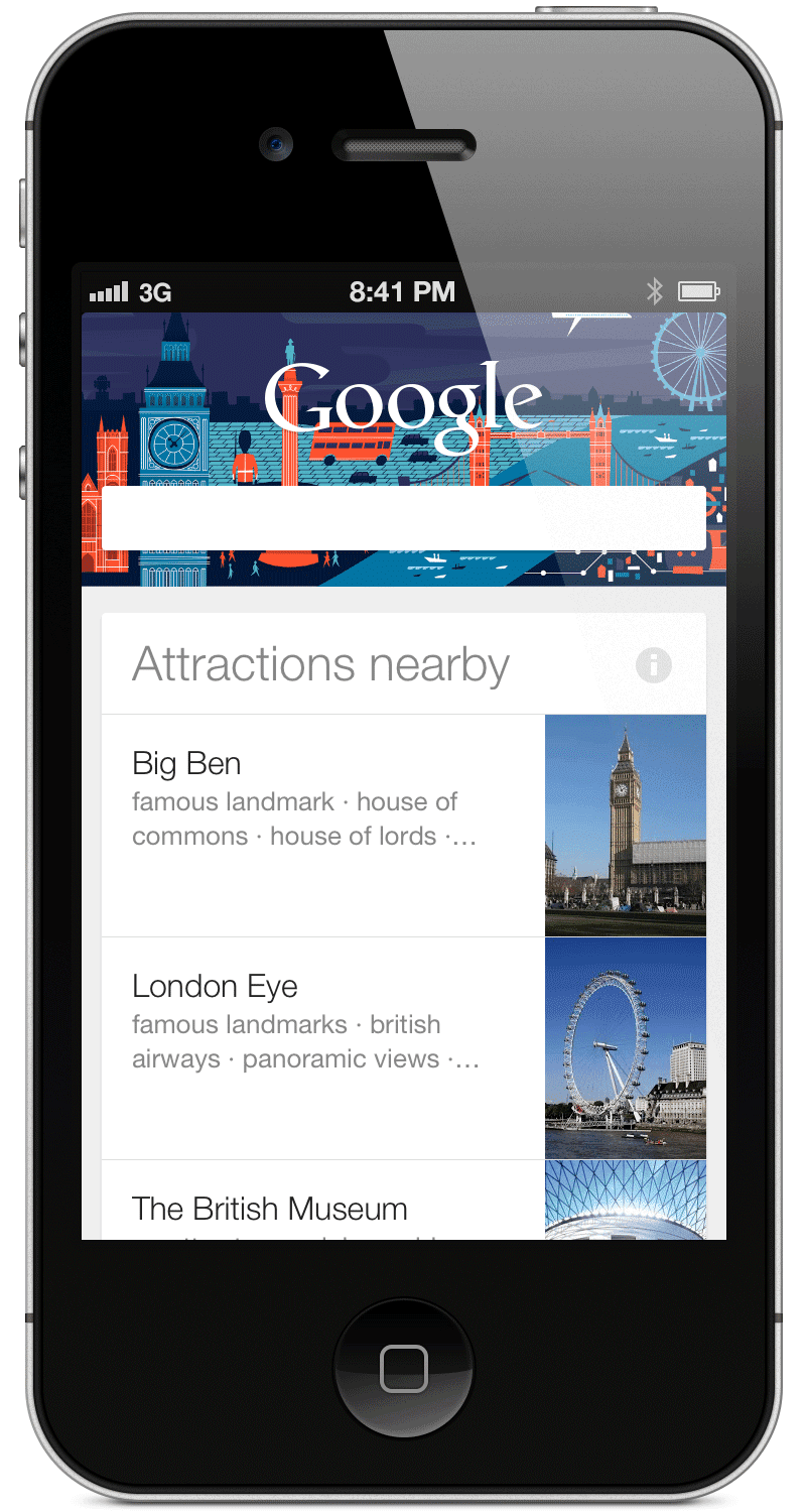 google now iphone now is now available for ios iphone and 6936