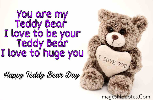 happy teddy day images download