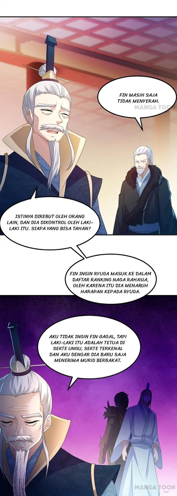 Martial Arts Reigns Bahasa Indonesia Chapter 55