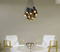 Modern lighting design ideas that fit for your modern living room interior