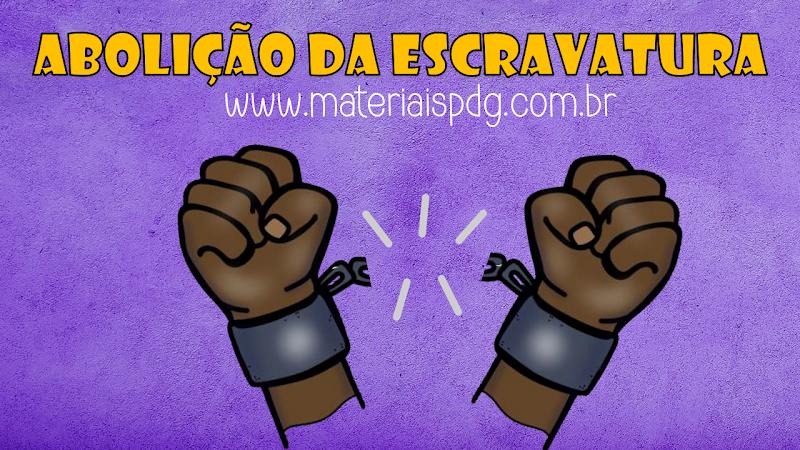 ABOLIÇÃO DA ESCRAVATURA - PDF