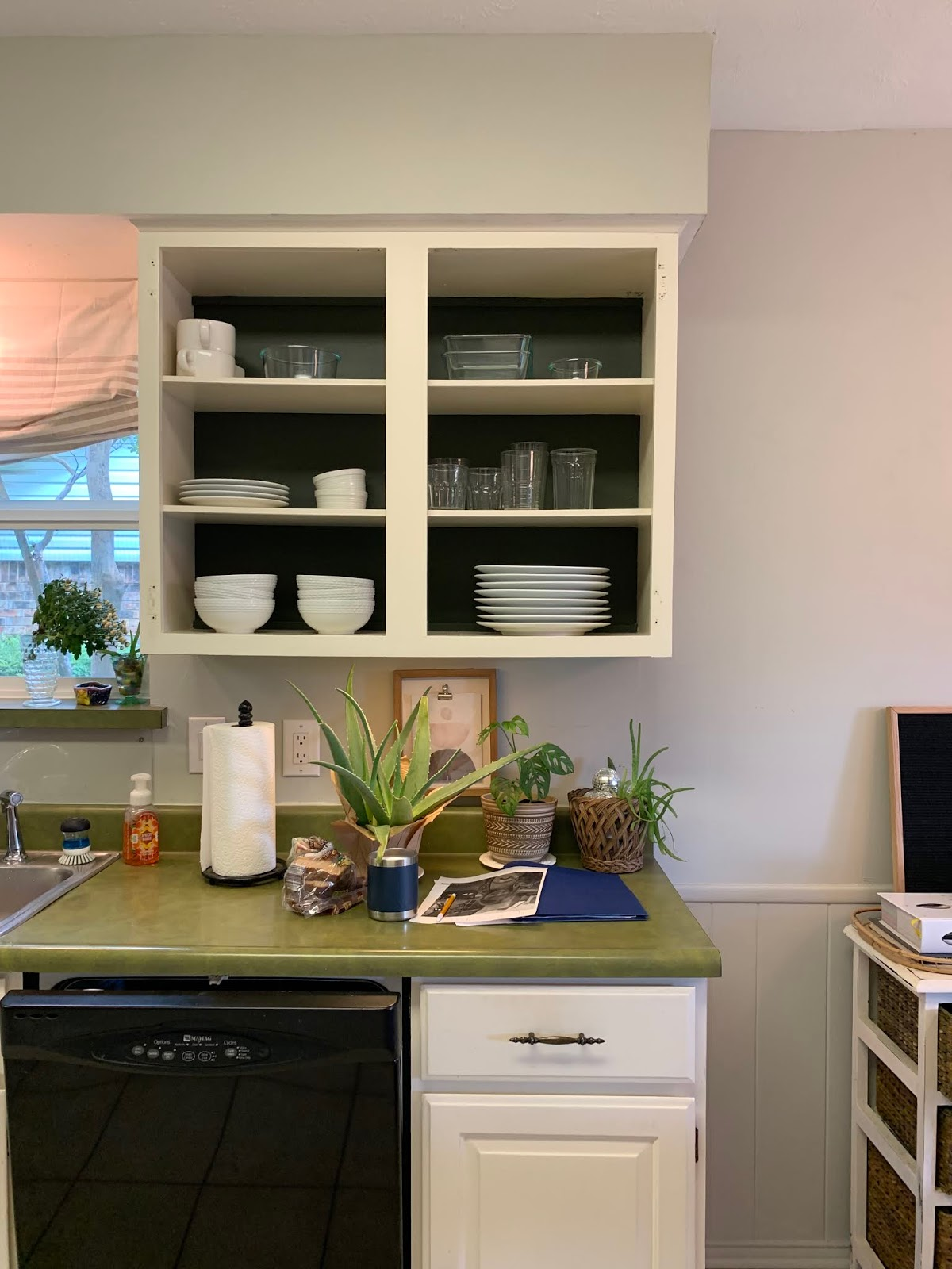 One room challenge budget kitchen makeover: before | House Homemade