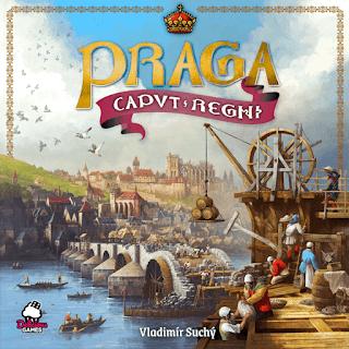 Opiniones de Praga Caput Regni the board game