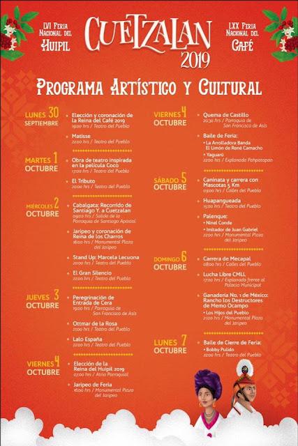 feria cuetzalán 2019 programa