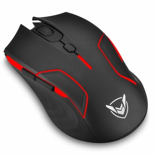 Review PICTEK RGB Backlight Wireless Gaming Mouse