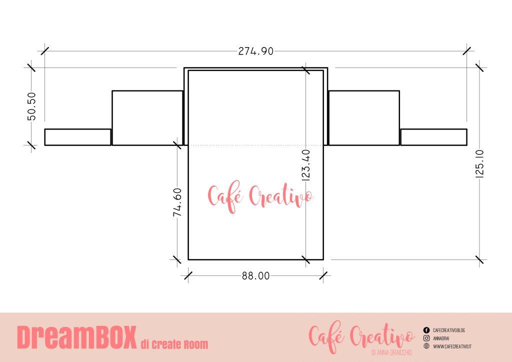 DreamBox - craft room - misure