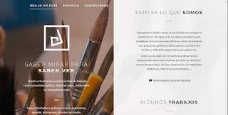 captura web sabermirarparasaberver.com