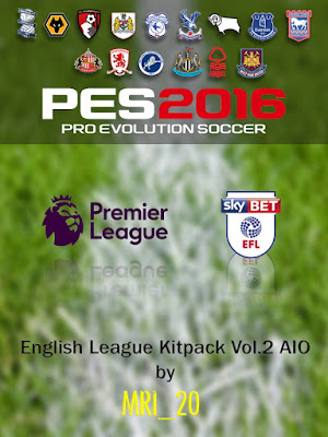 English League Kitpack Vol.2 AIO by MRI_20