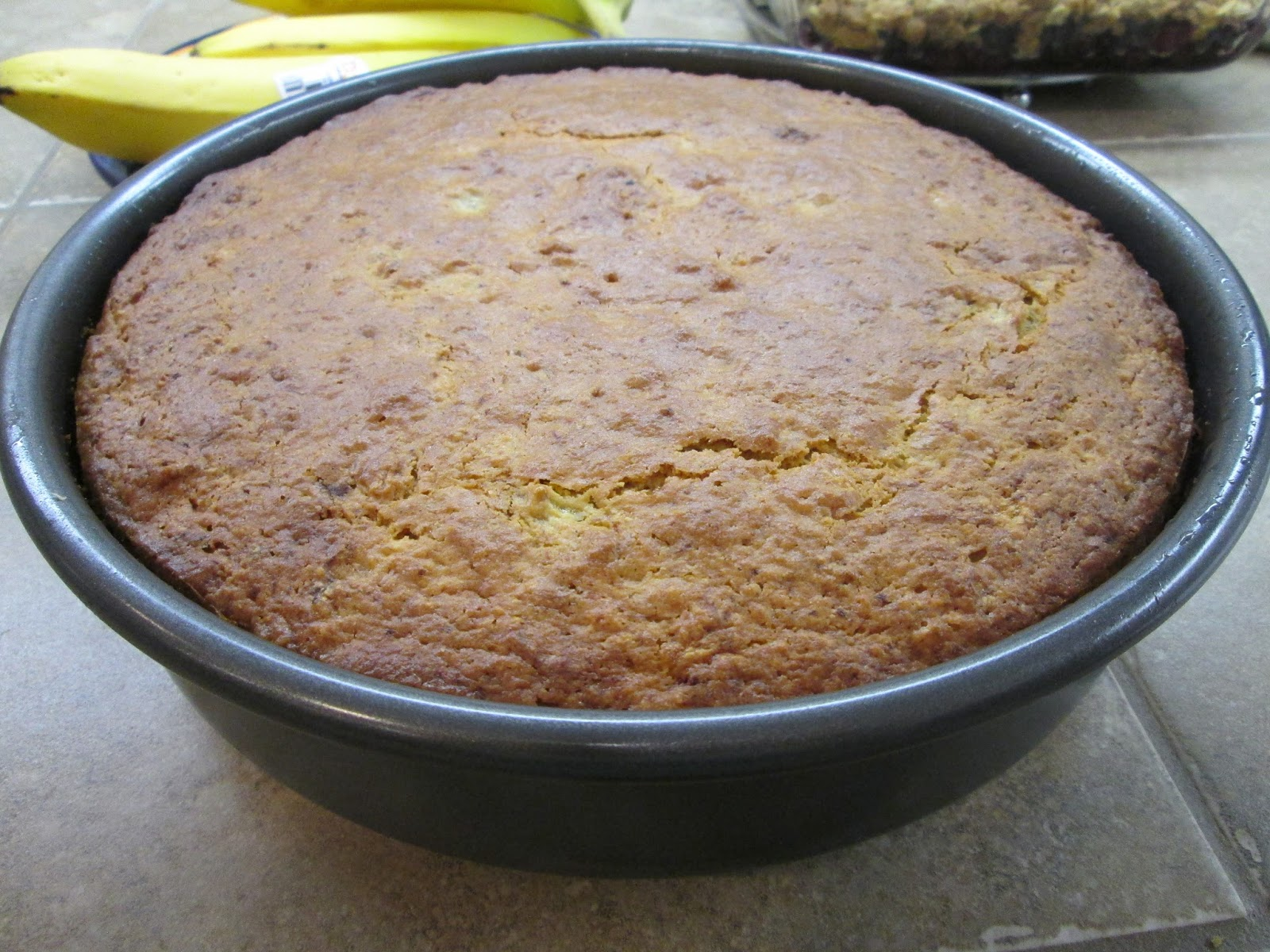 Bisquick Banana Bread In Cake Pan