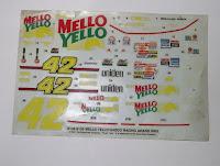 1991 Pontiac 'Mellow Yellow' #42 Sabco Racing Grand Prix (1/25)