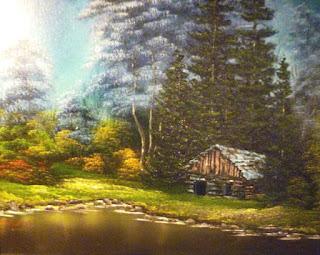 Don Belik Bob Ross Painting Classes 2019 Hobby Lobby Fremont Class