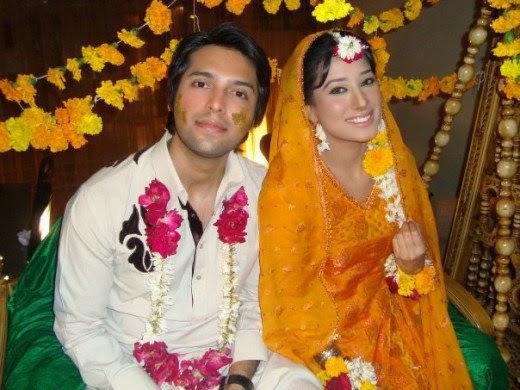 Fahad Mustafa Wedding Pictures Celebrity Weddings