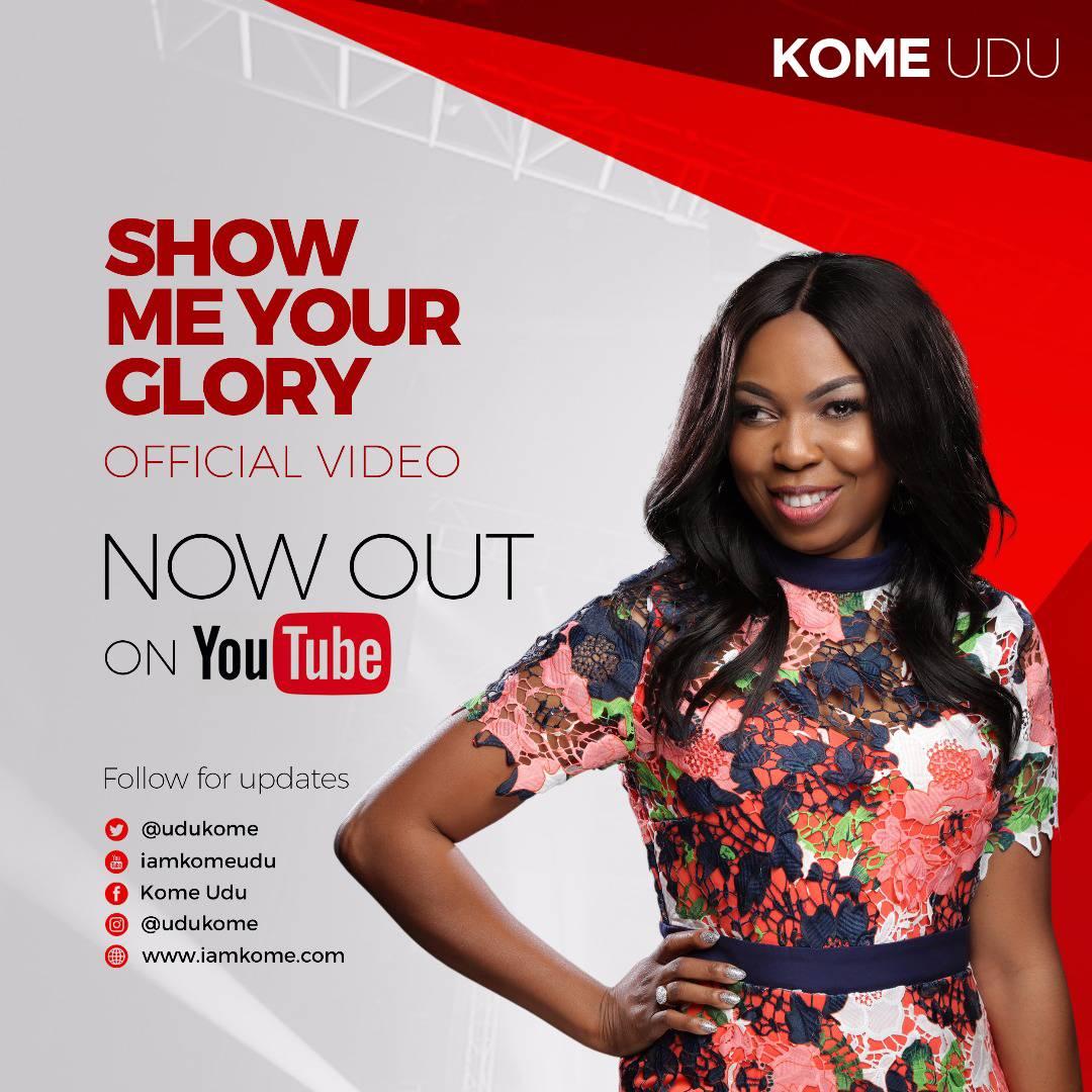 Kome Udu. Show me your glory