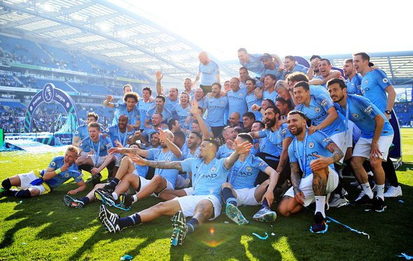 Man City Emerge No.1 In Premier League's Highest Wage Bill Table