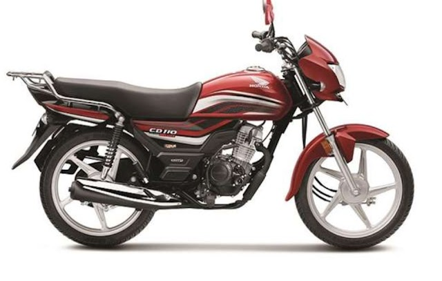 Honda launch BS6 Honda CD 110 in indian market.