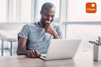 Gtbank internet banking registration