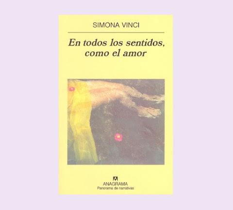 RESEÑA Simona Vinci y el cuerpo como objeto | Meryvid Pérez