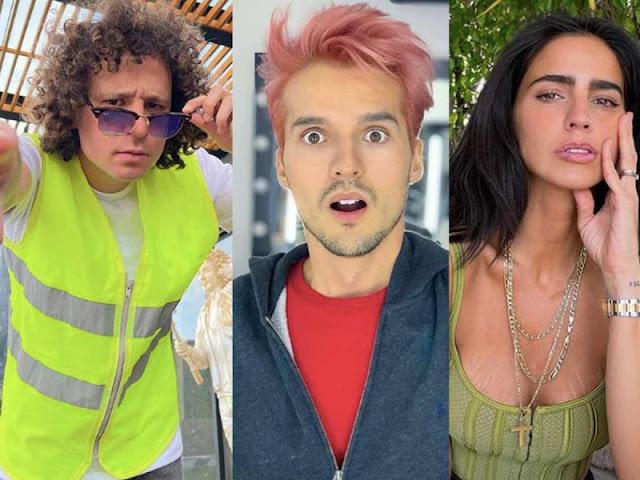 Además de YosStop, en redes piden castigos a Luisito, Memo Aponte y Bárbara de Regil