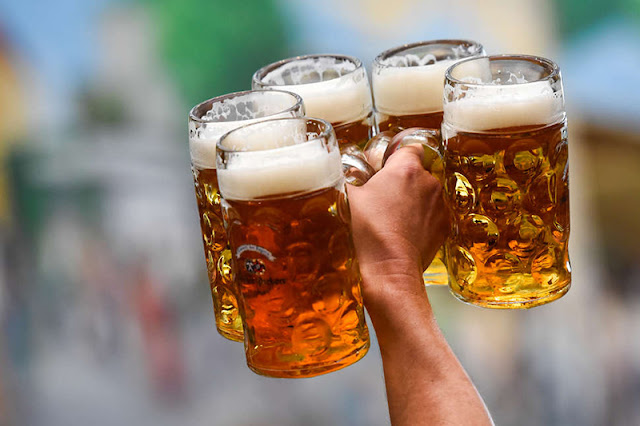 Recordes da Oktoberfest na Alemanha