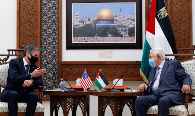 Biden restaura laços com palestinos e pode causar a ira de Israel