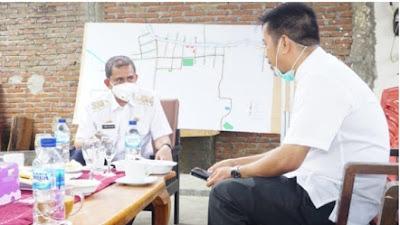 Bupati H. Amran Mahmud Beri Apresiasi Tim GTPP Covid-19 Wajo