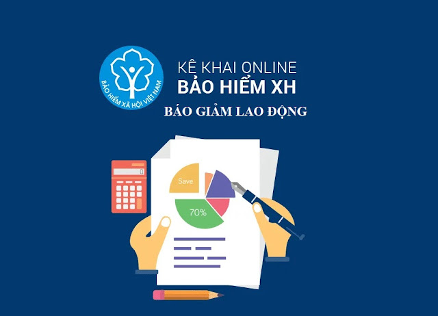 Hướng dẫn báo giảm lao động trên phần mềm BHXH BKAV IVAN