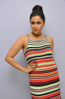 mannara chopra at Jakkanna function