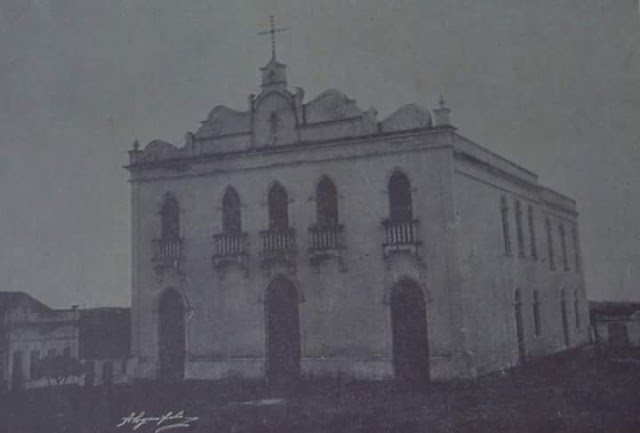 SALA DE LEITURA: 105 anos da Festa de Reis e do Templo da Matriz de São Joaquim