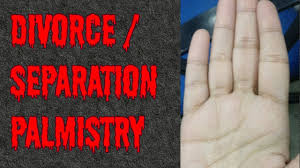 11 Signs that indicate Divorce, Separation and Break up in Palmistry