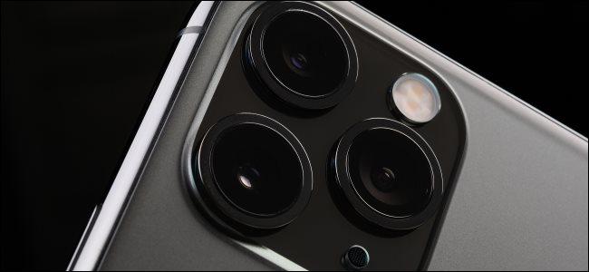 عدسات كاميرا iPhone 11 Pro Max من Apple