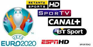 Channel TV Yang Menyiarkan EURO 2020