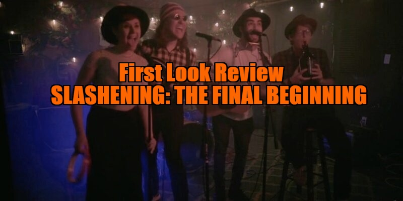 slashening the final beginning review