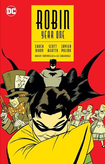 Robin Year One nos cuenta cómo fue el primer año de Dick Grayson