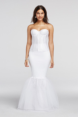 What To Wear Under Strapless Wedding Dress
